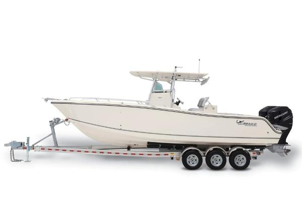 2020 Mako boat for sale, model of the boat is 284 CC & Image # 16 of 84