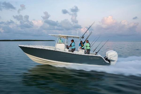 2020 Mako boat for sale, model of the boat is 284 CC & Image # 46 of 59
