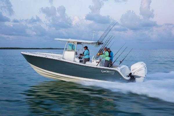 2020 Mako boat for sale, model of the boat is 284 CC & Image # 47 of 59