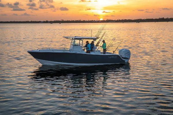2020 Mako boat for sale, model of the boat is 284 CC & Image # 45 of 59