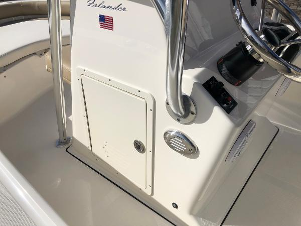 2021 Pioneer boat for sale, model of the boat is 180 Islander & Image # 16 of 24