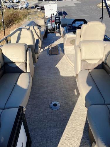 2021 Regency boat for sale, model of the boat is 230 DL3 & Image # 18 of 26