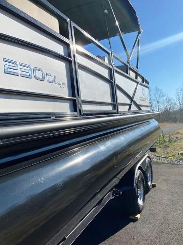 2021 Regency boat for sale, model of the boat is 230 DL3 & Image # 22 of 26