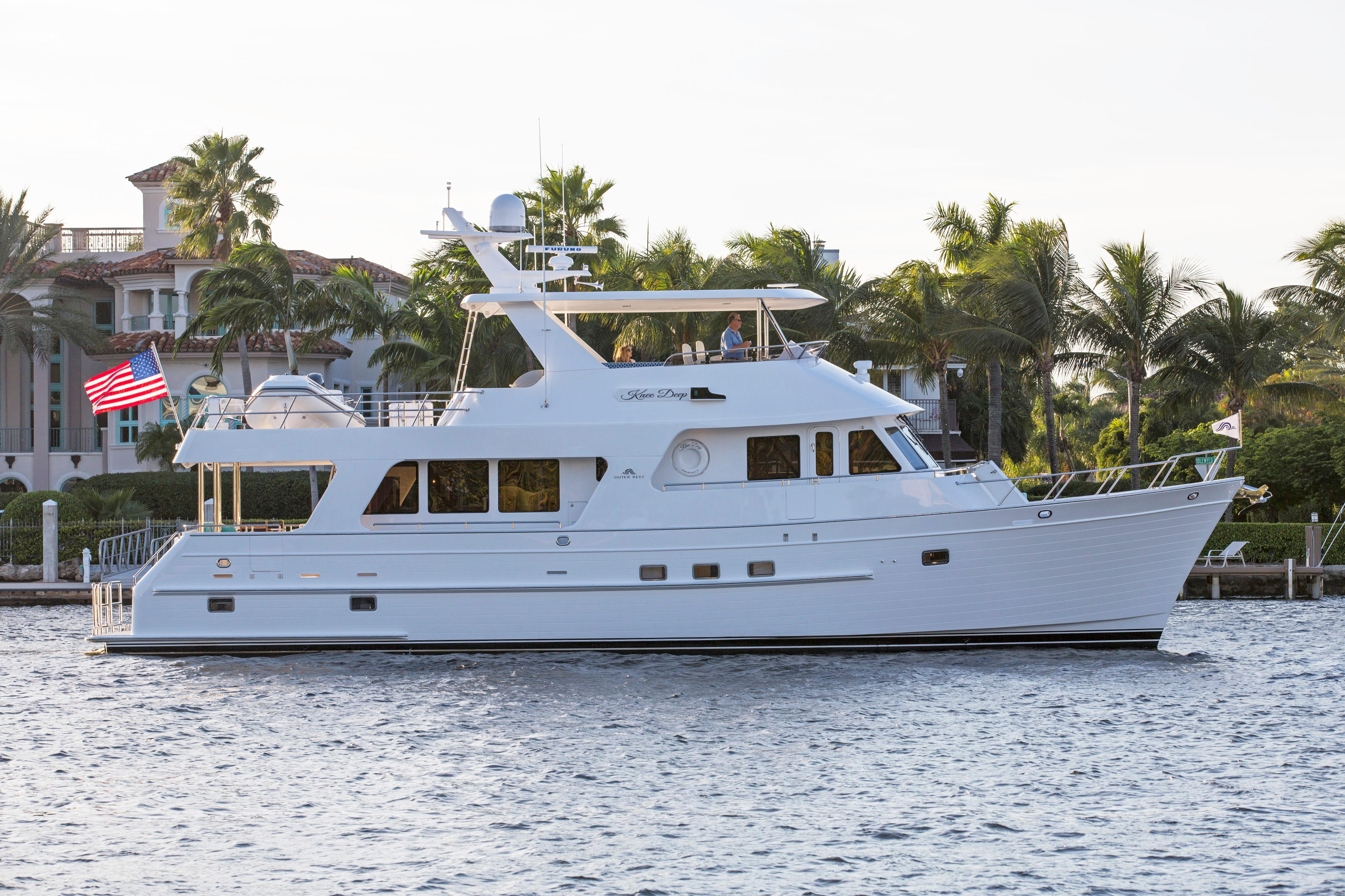 65' Outer Reef Yachts 2014
