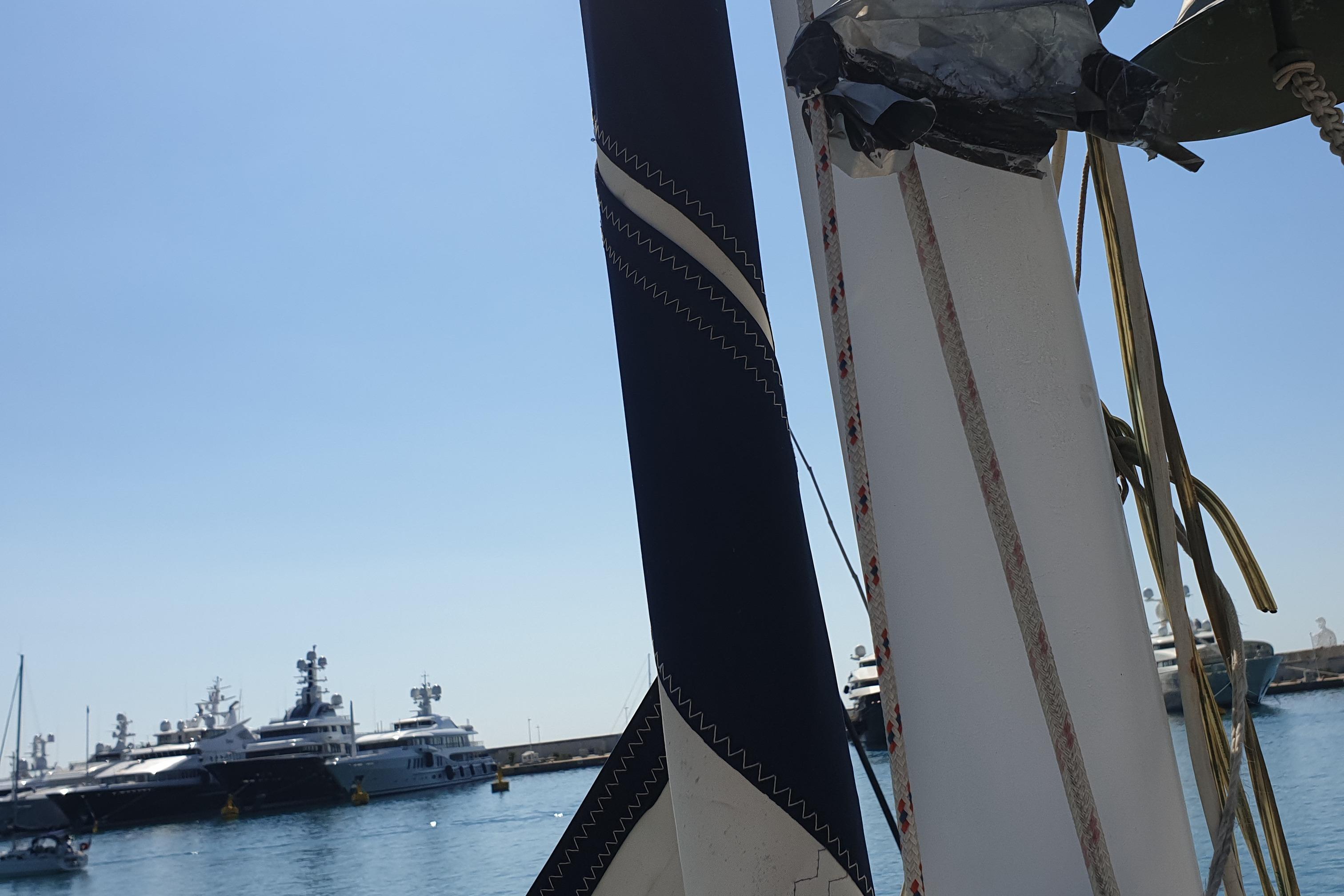 Stay Sail