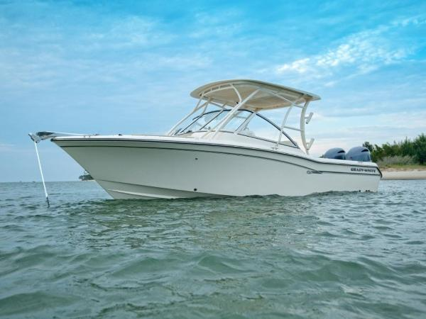 2021 Grady-White boat for sale, model of the boat is Freedom 255 & Image # 4 of 15