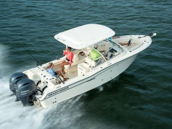 2021 Grady-White boat for sale, model of the boat is Freedom 255 & Image # 12 of 15