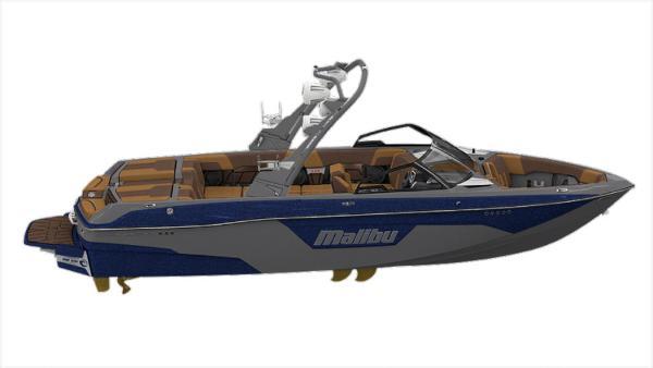 2022 Malibu 23 LSV