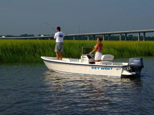 2021 Key West boat for sale, model of the boat is 1720CC & Image # 4 of 5