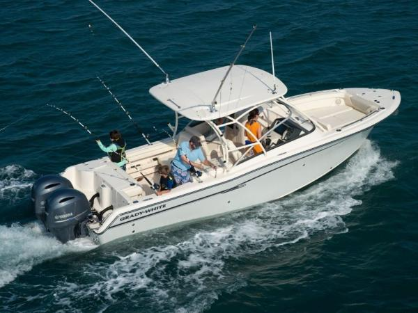 2021 Grady-White boat for sale, model of the boat is Freedom 275 & Image # 5 of 23