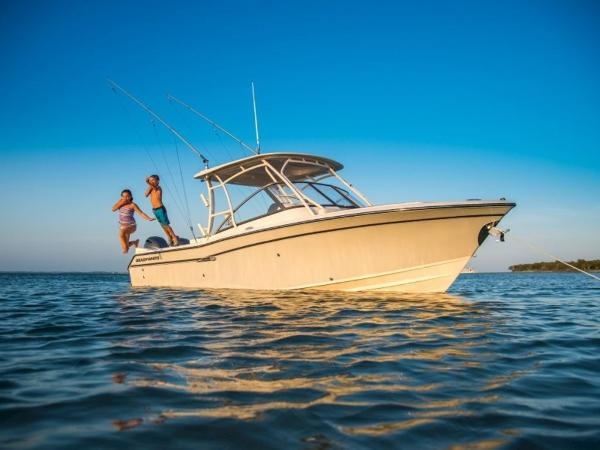 2021 Grady-White boat for sale, model of the boat is Freedom 275 & Image # 8 of 23