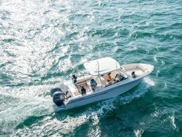 2021 Grady-White boat for sale, model of the boat is Freedom 275 & Image # 18 of 23