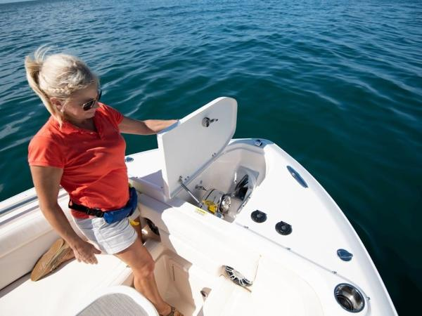 2021 Grady-White boat for sale, model of the boat is Freedom 275 & Image # 19 of 23