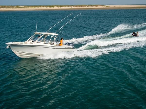 2021 Grady-White boat for sale, model of the boat is Freedom 275 & Image # 21 of 23