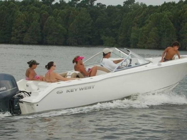 2022 Key West boat for sale, model of the boat is 203DFS & Image # 3 of 17