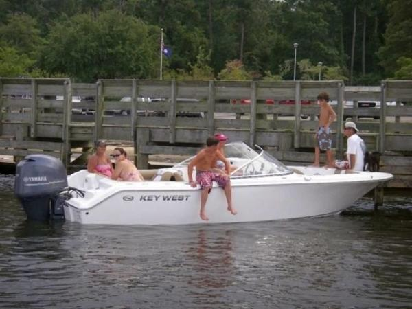 2022 Key West boat for sale, model of the boat is 203DFS & Image # 4 of 17