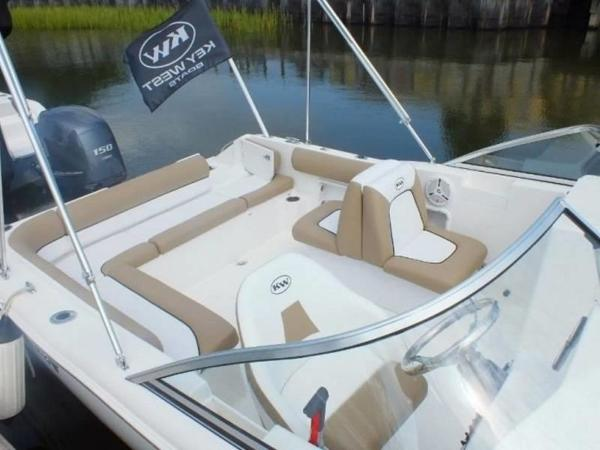 2022 Key West boat for sale, model of the boat is 203DFS & Image # 11 of 17