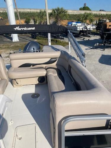 2015 Hurricane boat for sale, model of the boat is 196 FUNDECK & Image # 7 of 23