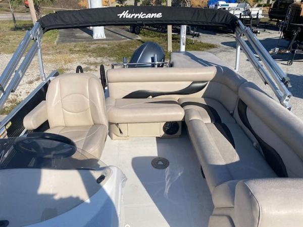 2015 Hurricane boat for sale, model of the boat is 196 FUNDECK & Image # 11 of 23