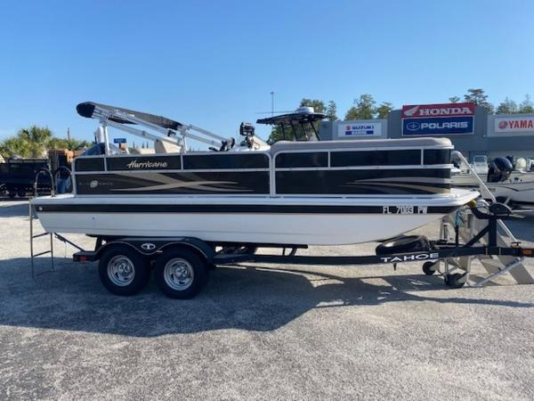 2015 HURRICANE 196 FUNDECK for sale