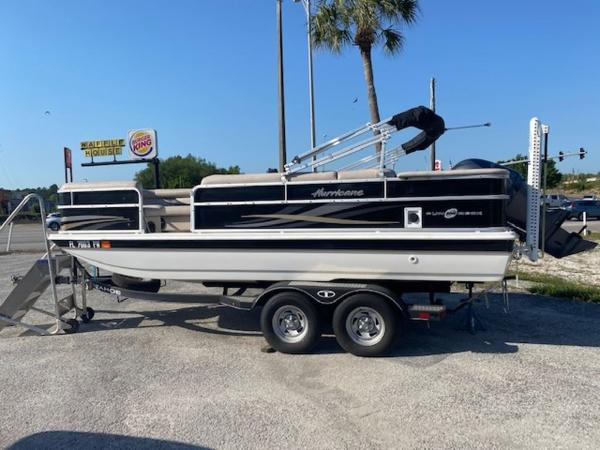 2015 Hurricane boat for sale, model of the boat is 196 FUNDECK & Image # 16 of 23