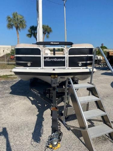2015 Hurricane boat for sale, model of the boat is 196 FUNDECK & Image # 17 of 23