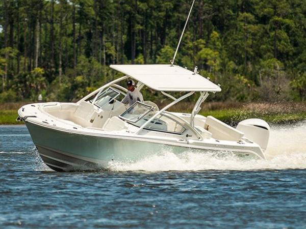 2021 Edgewater boat for sale, model of the boat is 248CX & Image # 1 of 11