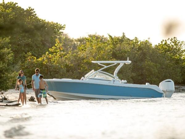 2021 Edgewater boat for sale, model of the boat is 248CX & Image # 2 of 11