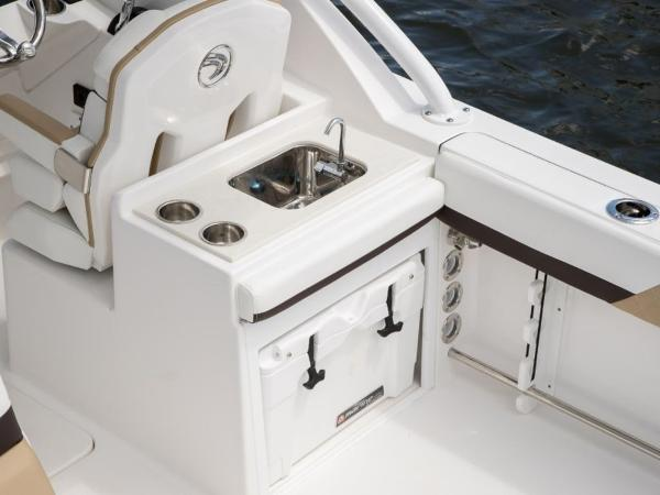 2021 Edgewater boat for sale, model of the boat is 248CX & Image # 7 of 11