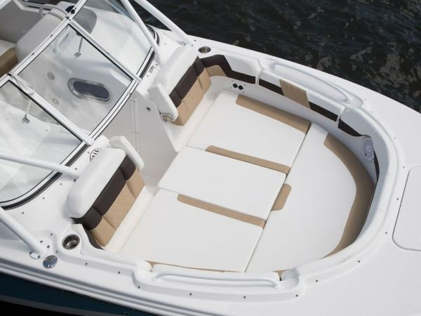 2021 Edgewater boat for sale, model of the boat is 248CX & Image # 8 of 11