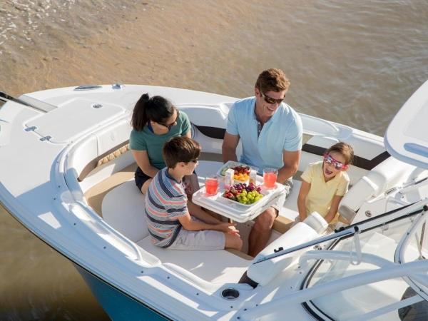 2021 Edgewater boat for sale, model of the boat is 248CX & Image # 9 of 11