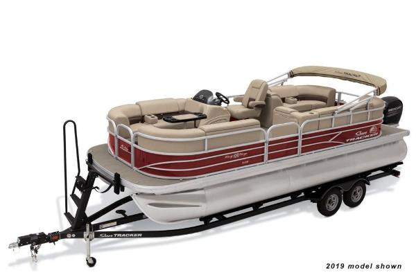 2021 Sun Tracker boat for sale, model of the boat is Party Barge 22 XP3 & Image # 1 of 3