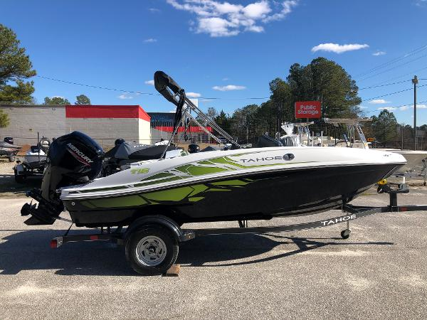 2021 Tahoe boat for sale, model of the boat is T16 & Image # 4 of 29