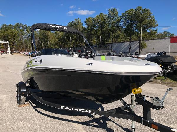 2021 Tahoe boat for sale, model of the boat is T16 & Image # 5 of 29