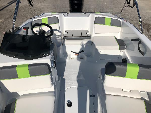 2021 Tahoe boat for sale, model of the boat is T16 & Image # 10 of 29