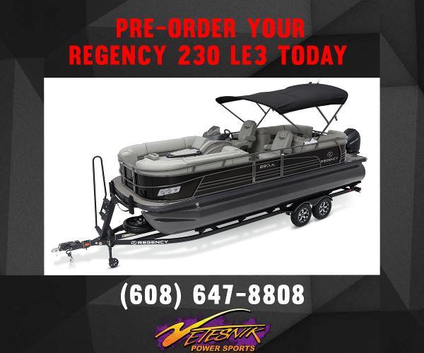 2022 Regency boat for sale, model of the boat is 230 LE3 & Image # 1 of 70