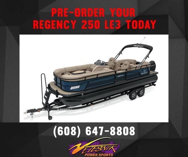2022 Regency boat for sale, model of the boat is 250 LE3 & Image # 1 of 77