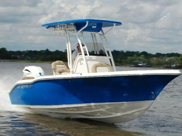 2021 Key West boat for sale, model of the boat is 219fs & Image # 1 of 15