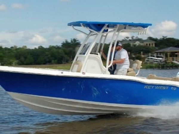 2021 Key West boat for sale, model of the boat is 219fs & Image # 5 of 15