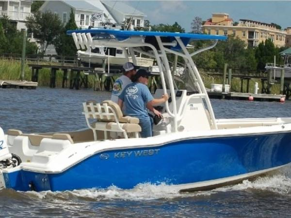 2021 Key West boat for sale, model of the boat is 219fs & Image # 8 of 15