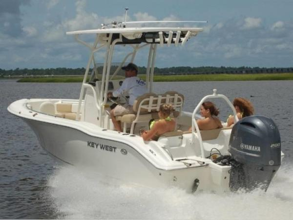 2021 Key West boat for sale, model of the boat is 219fs & Image # 9 of 15