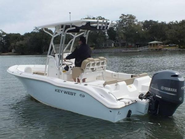 2021 Key West boat for sale, model of the boat is 219fs & Image # 12 of 15