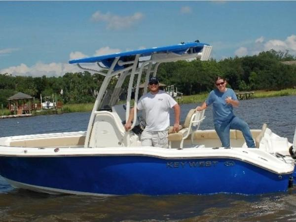 2021 Key West boat for sale, model of the boat is 219fs & Image # 14 of 15