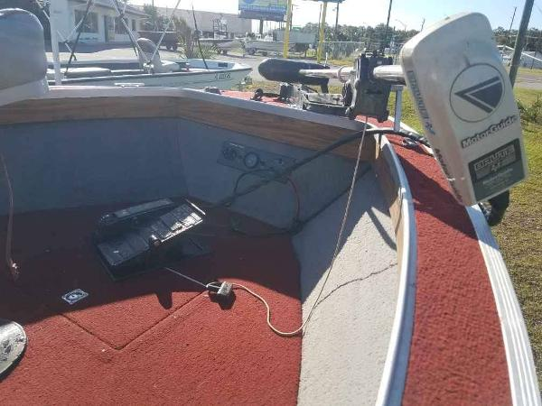 1989 Smoker Craft boat for sale, model of the boat is 17' Fazer & Image # 10 of 11