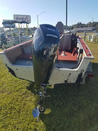 1989 Smoker Craft boat for sale, model of the boat is 17' Fazer & Image # 11 of 11
