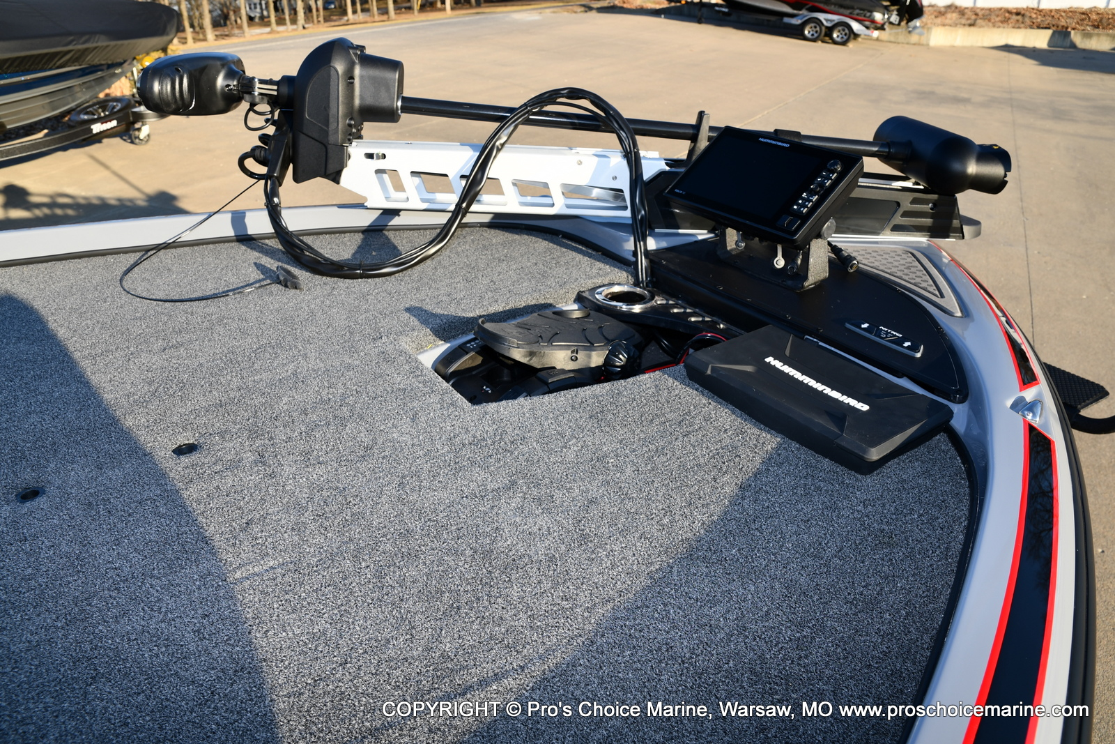 2021 Nitro boat for sale, model of the boat is Z21 Pro Package & Image # 43 of 50