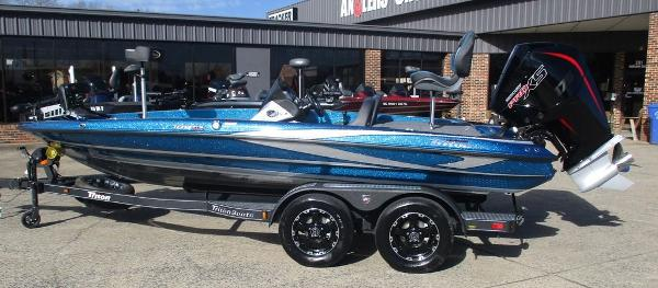 2021 Triton boat for sale, model of the boat is 189 TRX & Image # 1 of 10