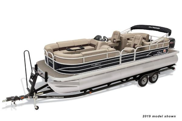 2021 Sun Tracker boat for sale, model of the boat is Party Barge 24 XP3 & Image # 1 of 3