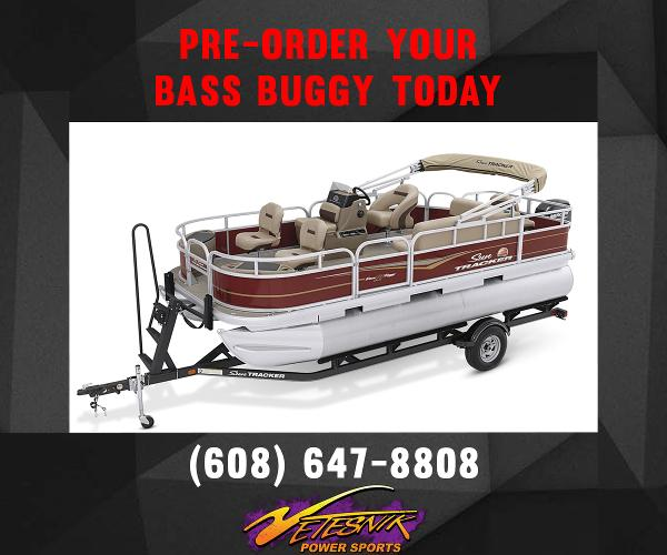 2022 Sun Tracker boat for sale, model of the boat is Bass Buggy 18 DLX & Image # 1 of 53