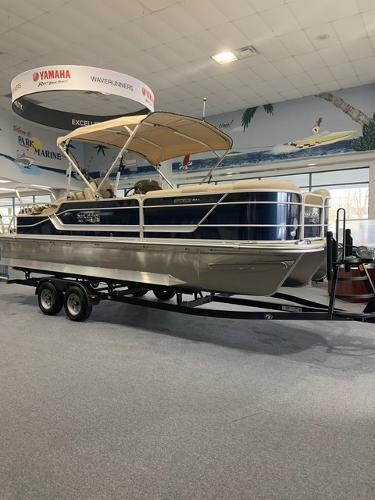 2021 G3 Boats boat for sale, model of the boat is FUSION 324 SS & Image # 4 of 5